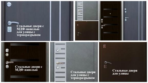стальные двери под заказ расчет видное